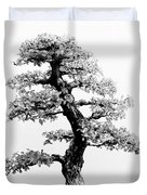 Bonsai Tree Duvet Cover