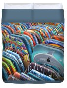 Boogie Boards Duvet Cover