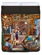 Bookshop Duvet Cover