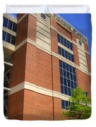 Boone Pickens Stadium Duvet Cover