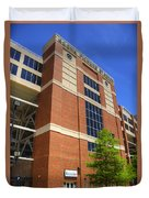 Boone Pickens Stadium Duvet Cover