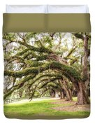 Boones Oaks Duvet Cover
