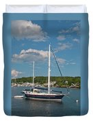 Boothbay Harbor 1390 Duvet Cover