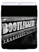 Bootleggers Inn Nashville Tennessee Duvet Cover
