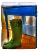 Boots Duvet Cover