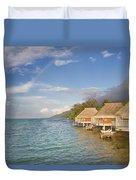 Bora Bora Rainbow Duvet Cover