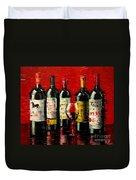 Bordeaux Collection Duvet Cover