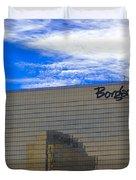 Borgata Duvet Cover