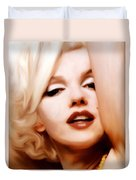 Born Blonde - Or Was She? Duvet Cover