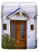 Borough Door Duvet Cover