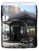 Borough Station Duvet Cover