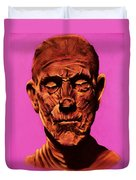 Borris 'the Mummy' Karloff Duvet Cover