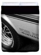 Boss 351 Mustang Duvet Cover