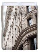 Boston Building Duvet Cover