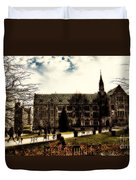 Boston College Duvet Cover