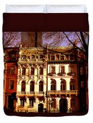 Boston Colors Three Duvet Cover