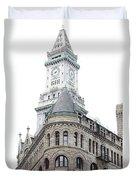 Boston Corner Duvet Cover