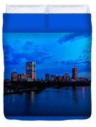 Boston Evening Duvet Cover