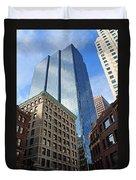 Boston Ma Architecture Duvet Cover