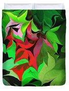 Botanical Fantasy 071613 Duvet Cover