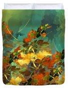 Botanical Fantasy 090914 Duvet Cover