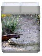 Bottle Bough Duvet Cover
