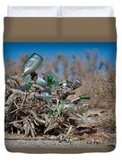 Bottle Bush Duvet Cover
