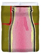 Bottle Maze Duvet Cover