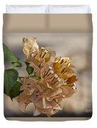 Bougainvillea Flowers  Duvet Cover
