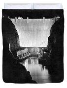 Boulder Dam Duvet Cover