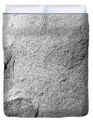 Boulder Detail Duvet Cover