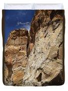 Boulders Duvet Cover