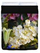 Bouquet Flower Duvet Cover