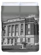 Bourbon County Courthouse 3 Duvet Cover