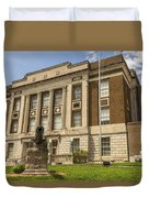 Bourbon County Courthouse 4 Duvet Cover