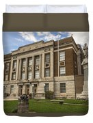 Bourbon County Courthouse 5 Duvet Cover