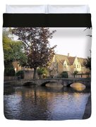 Bourton On The Water 5 Duvet Cover