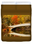 Bow Bridge Beauty Duvet Cover