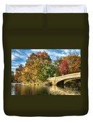 Bow Bridge Duvet Cover