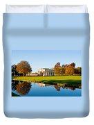 Bowling Green House  Duvet Cover