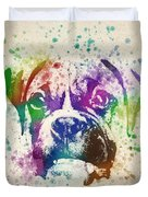 Boxer Splash Duvet Cover