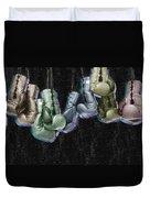 Boxing Gloves Duvet Cover