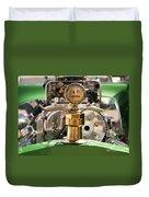 Boyce Motometer Duvet Cover