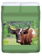 Braford Bull Duvet Cover