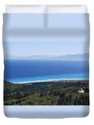 Bragini Beach One Duvet Cover
