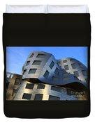 Brain Institute Building Las Vegas Duvet Cover