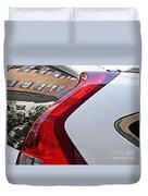 Brake Light 40 Duvet Cover