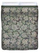 Bramble Wallpaper Design Duvet Cover by Kate Faulkner