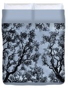 Branches Across Duvet Cover