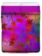 Branches In The Mist 13 Duvet Cover